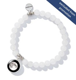 Moonglow Moonstone Beaded Bracelet