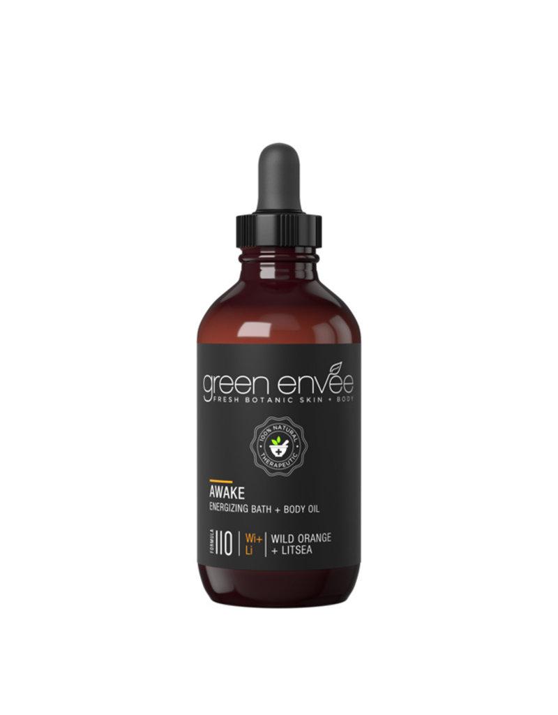 Green Envee Organics Body Oil