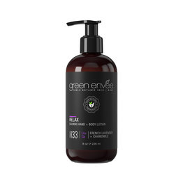 Green Envee Organics Hand & Body Lotion