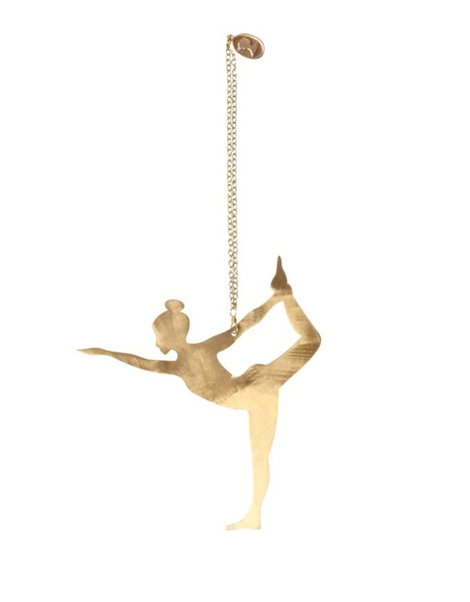 Ariana Ost Yoga Ornament