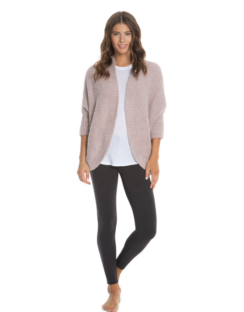 Barefoot Dreams Cozychic Lite Cable Shrug