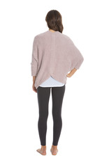 Barefoot Dreams Cozychic Lite Cable Shrug (DC)