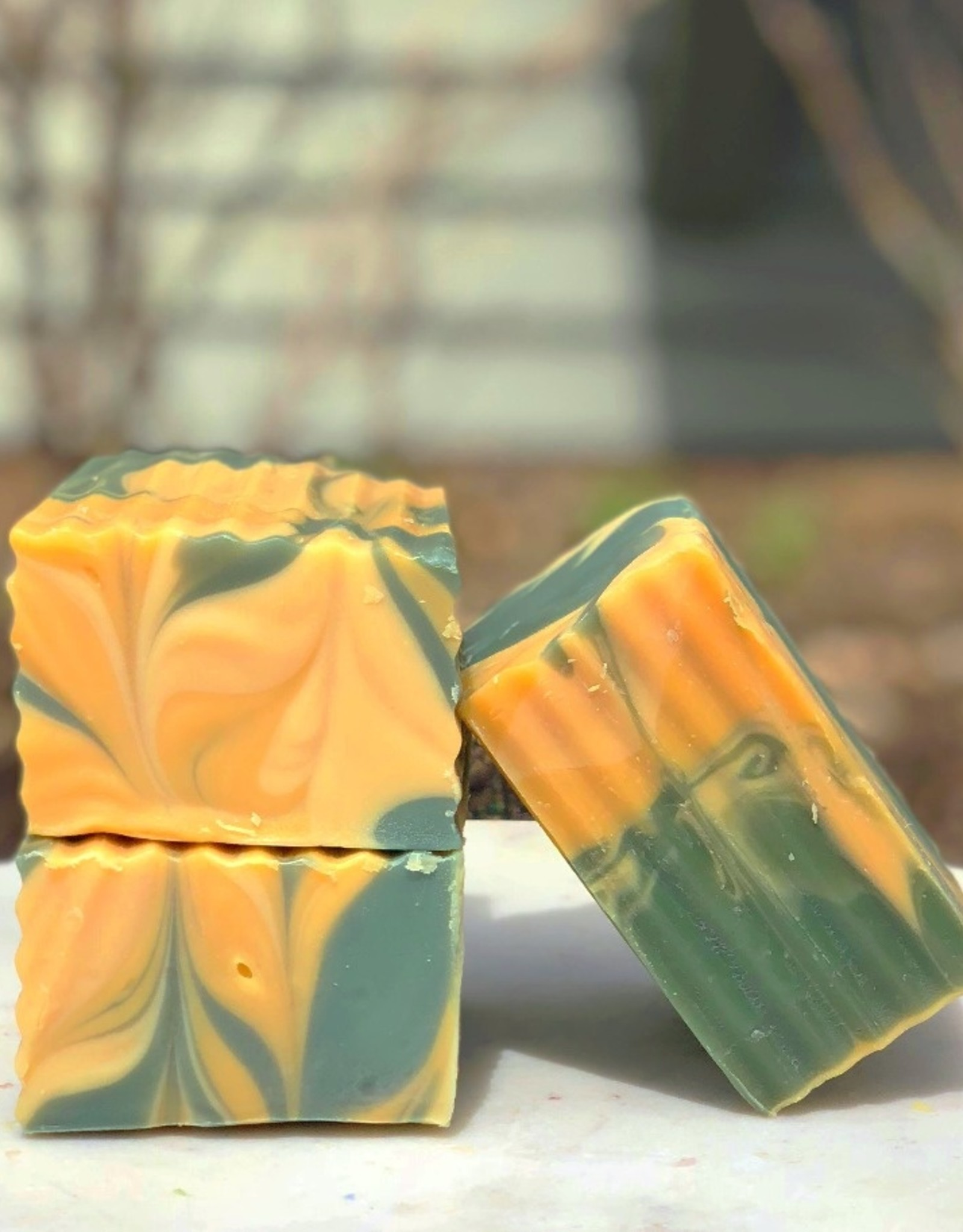 Becca Rose Lemon Mint Love Goat Milk Soap