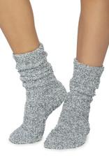 Barefoot Dreams CozyChic Women's Heathered Socks