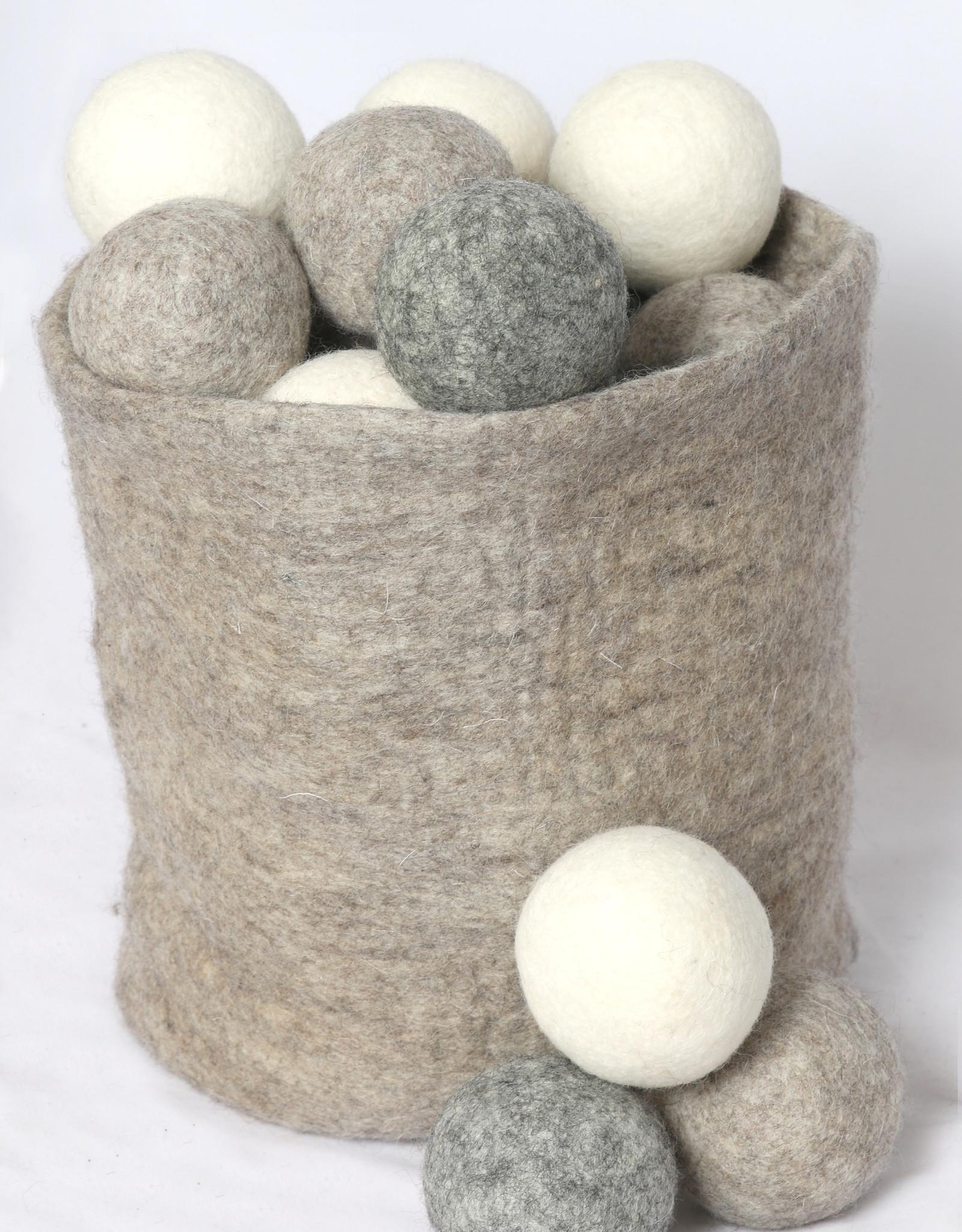 Fibres of Life Wool Dryer Balls