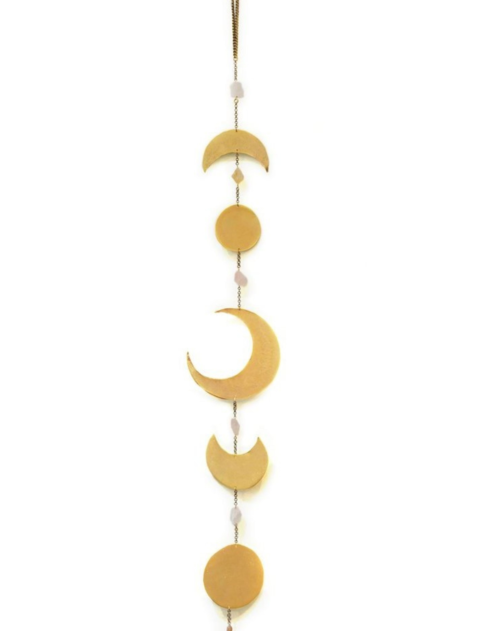 Ariana Ost Moon Phase Wall Hanging