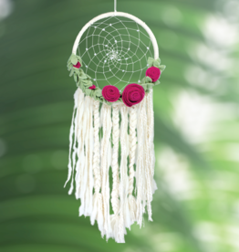 dZi Inc. Floral Romance Dream Catcher (DC)