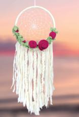 dZi Inc. Floral Romance Dream Catcher (DC)