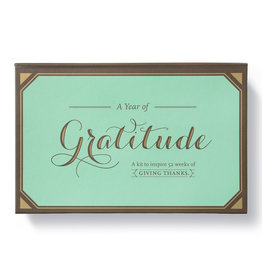 Compendium, Inc. A Year of Gratitude Kit (DC)