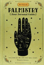 Quarto Knows Publishing In Focus Palmistry: Your Personal Guide