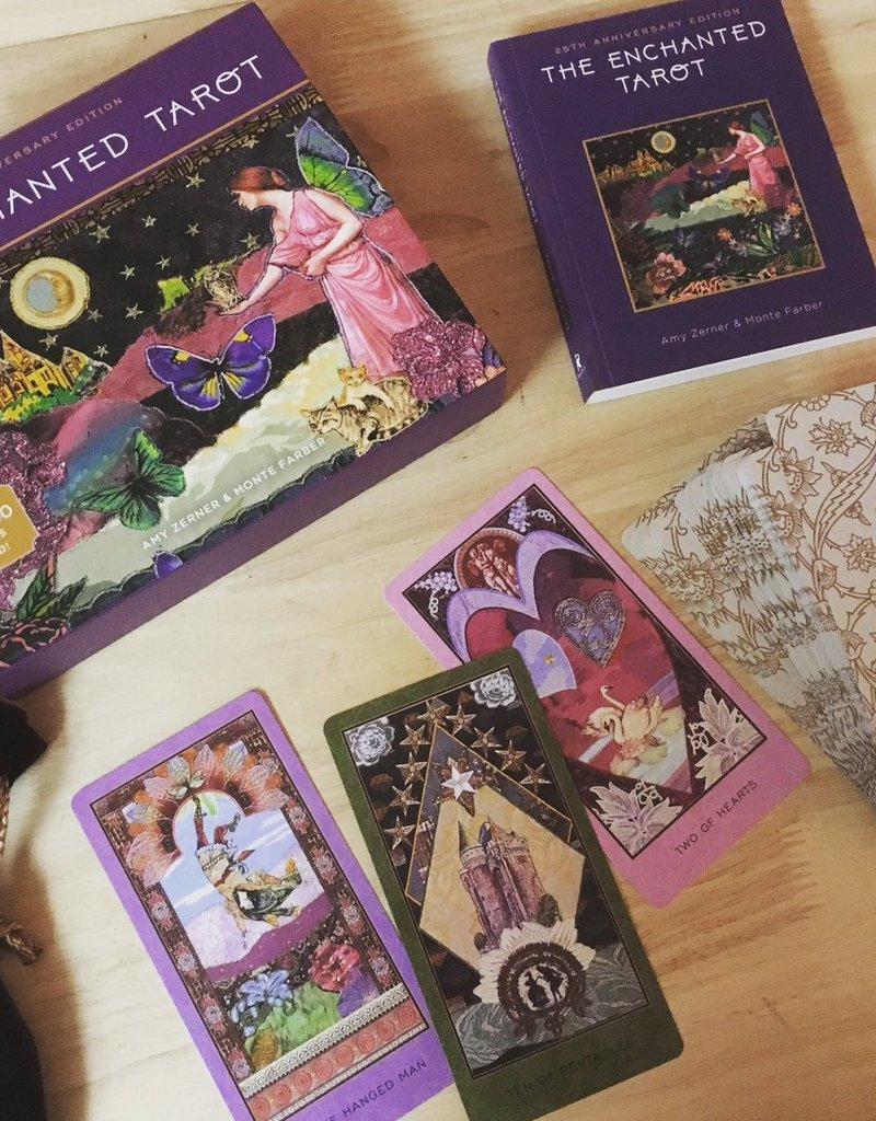Hachette Book Group Enchanted Tarot: 25th Anniversary Edition