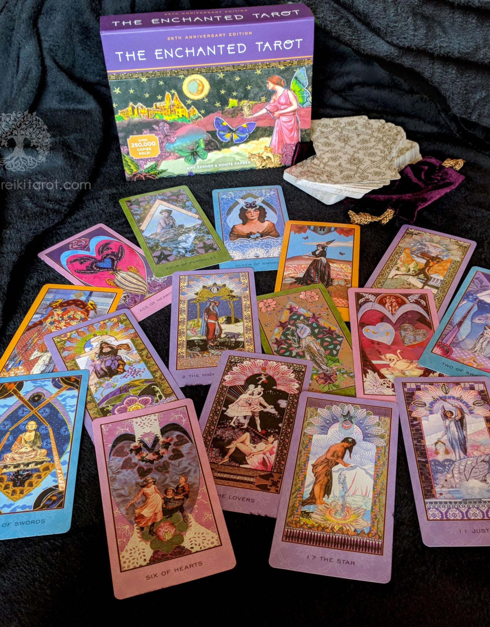 Quarto Knows Publishing Enchanted Tarot: 25th Anniversary Edition