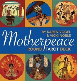 U.S. Games Systems, Inc. Motherpeace Tarot (Mini) Deck & Book Set