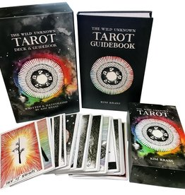 HarperCollins Wild Unknown Tarot Deck