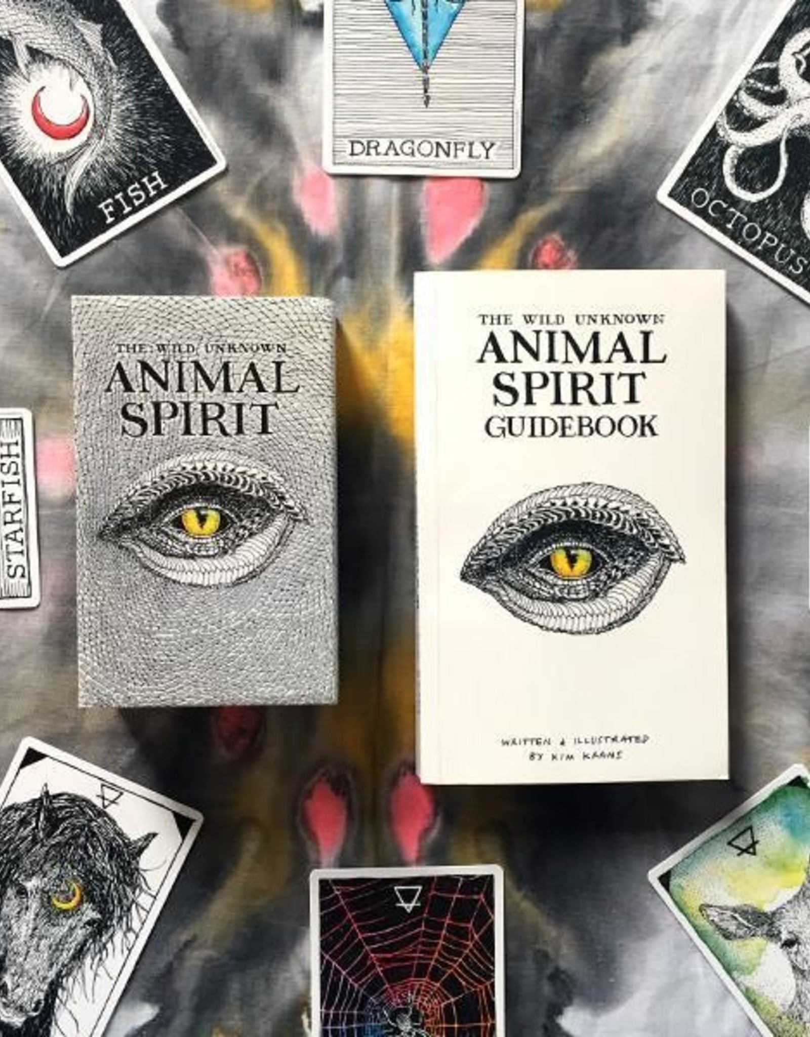 HarperCollins Wild Unknown Animal Spirit Deck