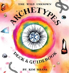 HarperCollins Wild Unknown Archetypes Deck
