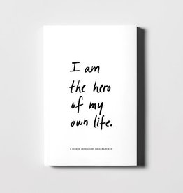 Thought Catalog I Am The Hero Of My Life (Journal)