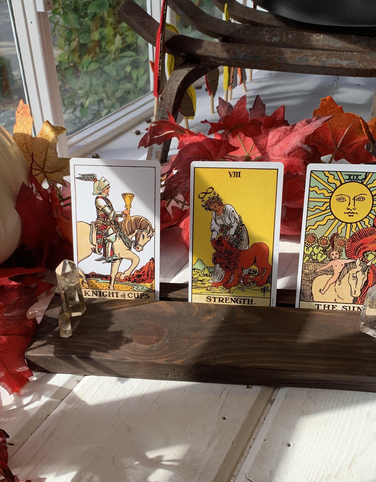 ahnnaAVENUES Triple Tarot Card Stand
