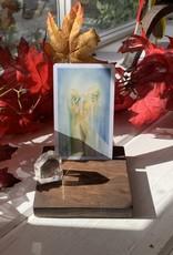 ahnnaAVENUES Single Tarot Card Stand
