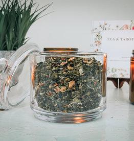 Tea & Tarot Green Witch: Sage Green Tea