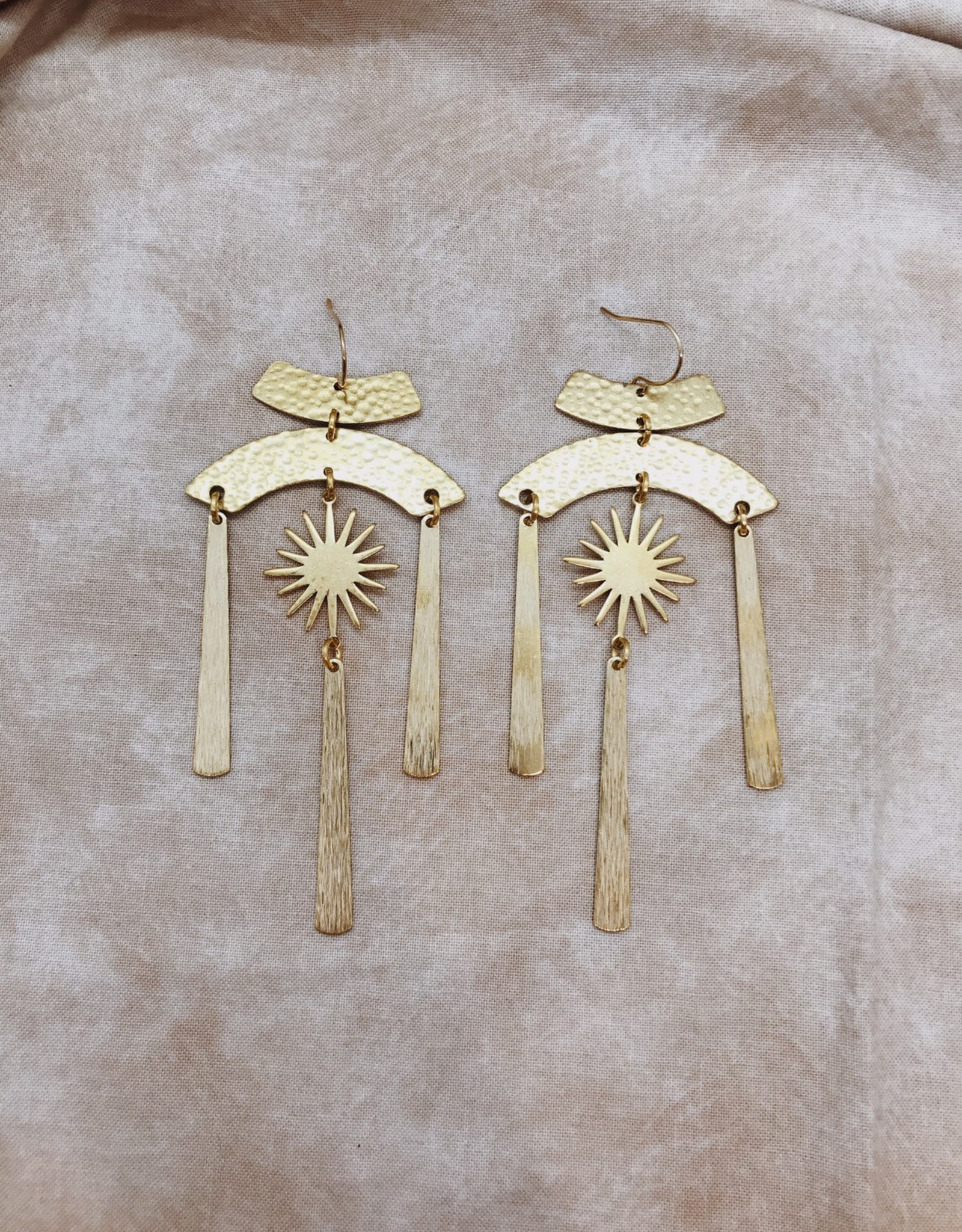 Flatwoods Fawn Solstice Earrings