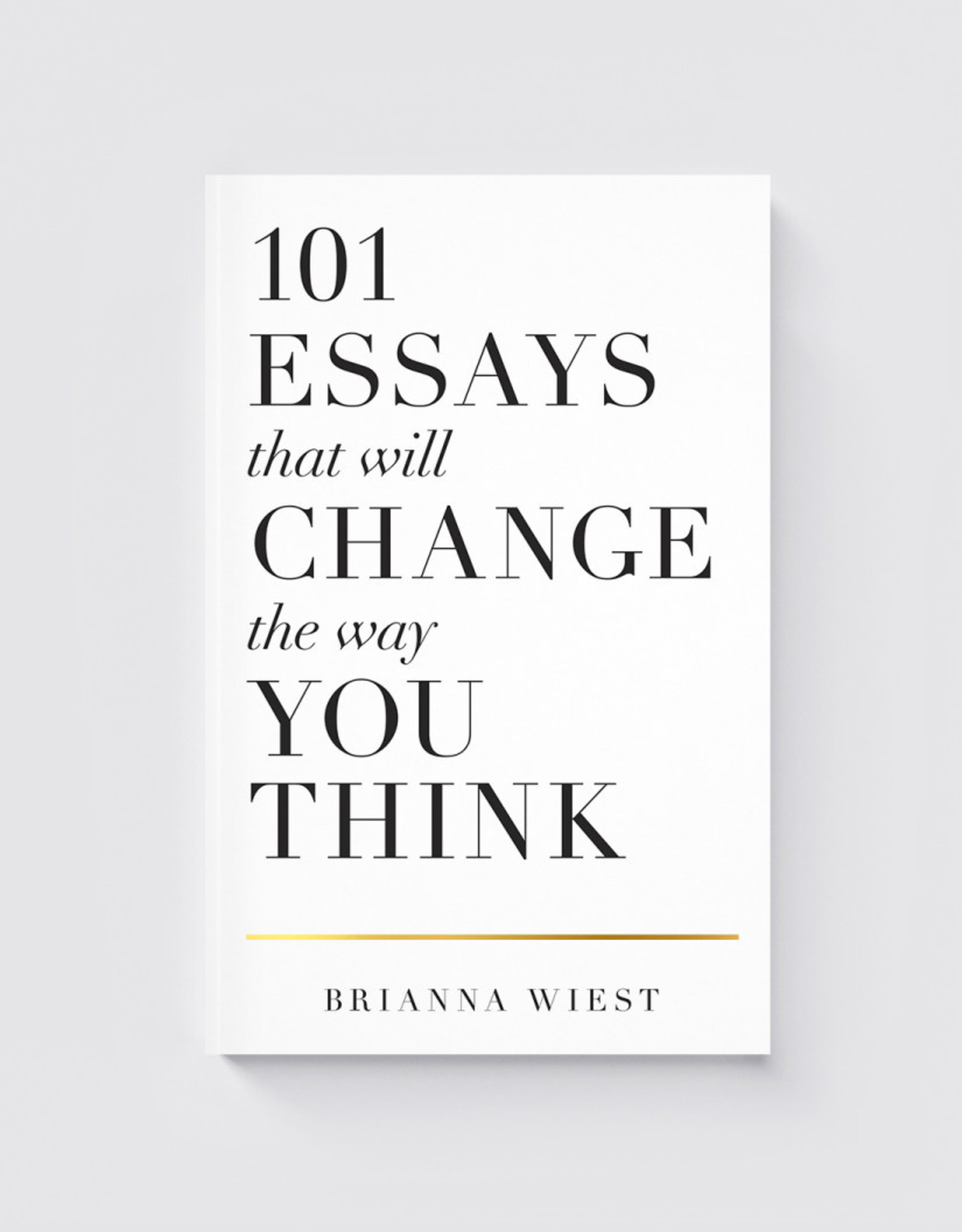 Thought Catalog 101 Essays That Will Change The Way You Think