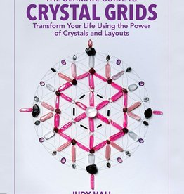 Hachette Book Group Ultimate Guide to Crystal Grids
