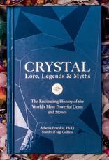 Hachette Book Group Crystal Lore, Legends & Myths