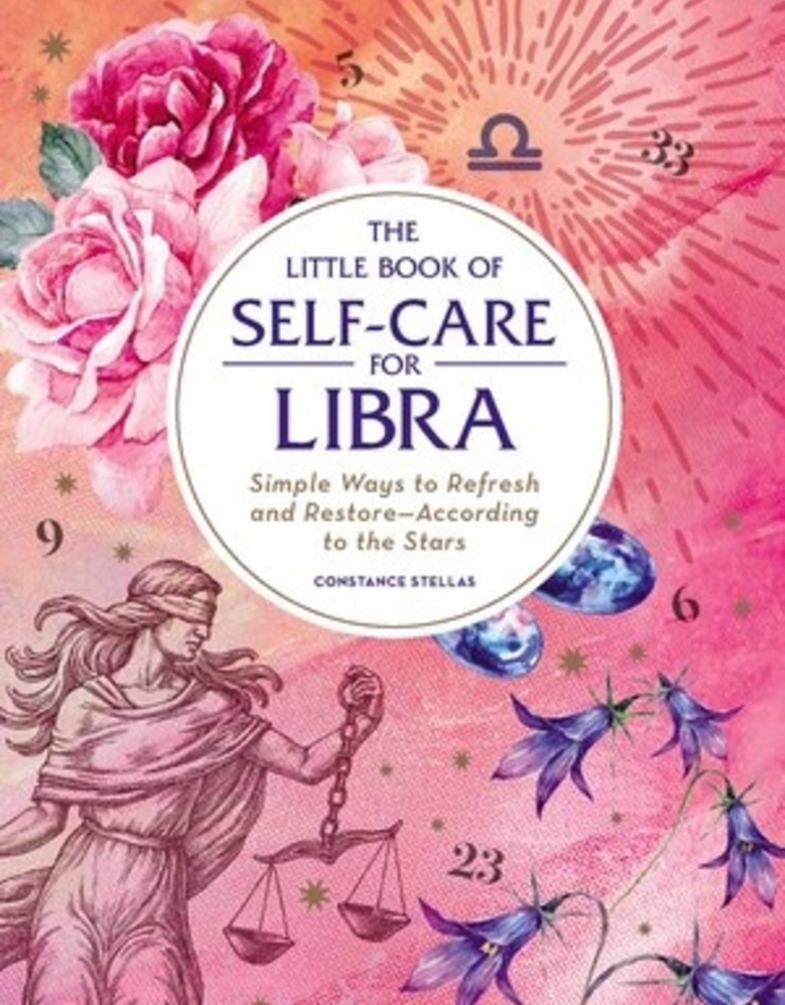 Simon & Schuster The Little Book of Self-Care for Libra