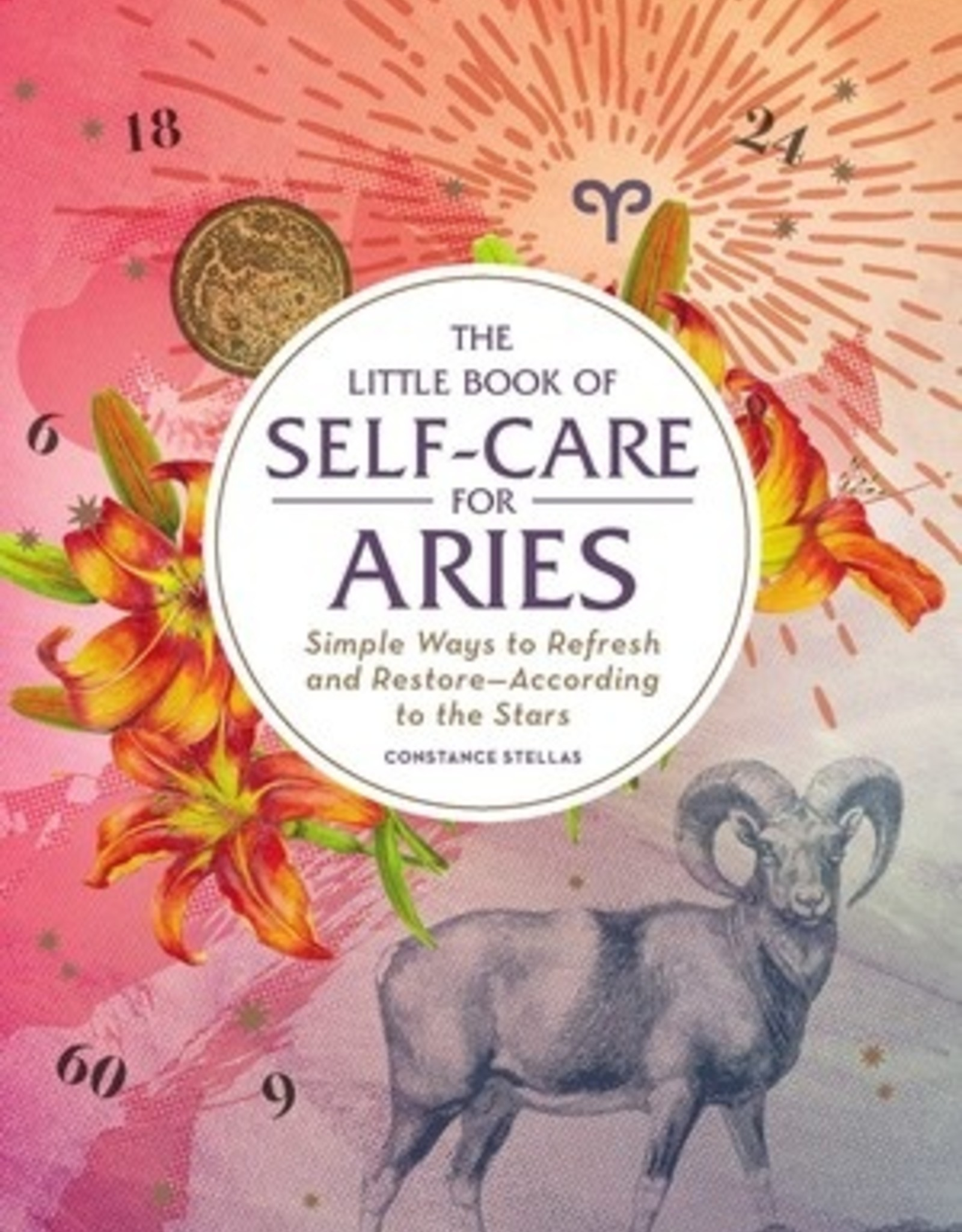 Simon & Schuster The Little Book of Self-Care for Aries