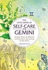 Simon & Schuster The Little Book of Self-Care for Gemini