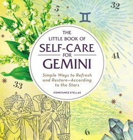 Simon & Schuster The Little Book of Self-Care for Gemini