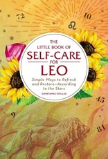 Simon & Schuster The Little Book of Self-Care for Leo