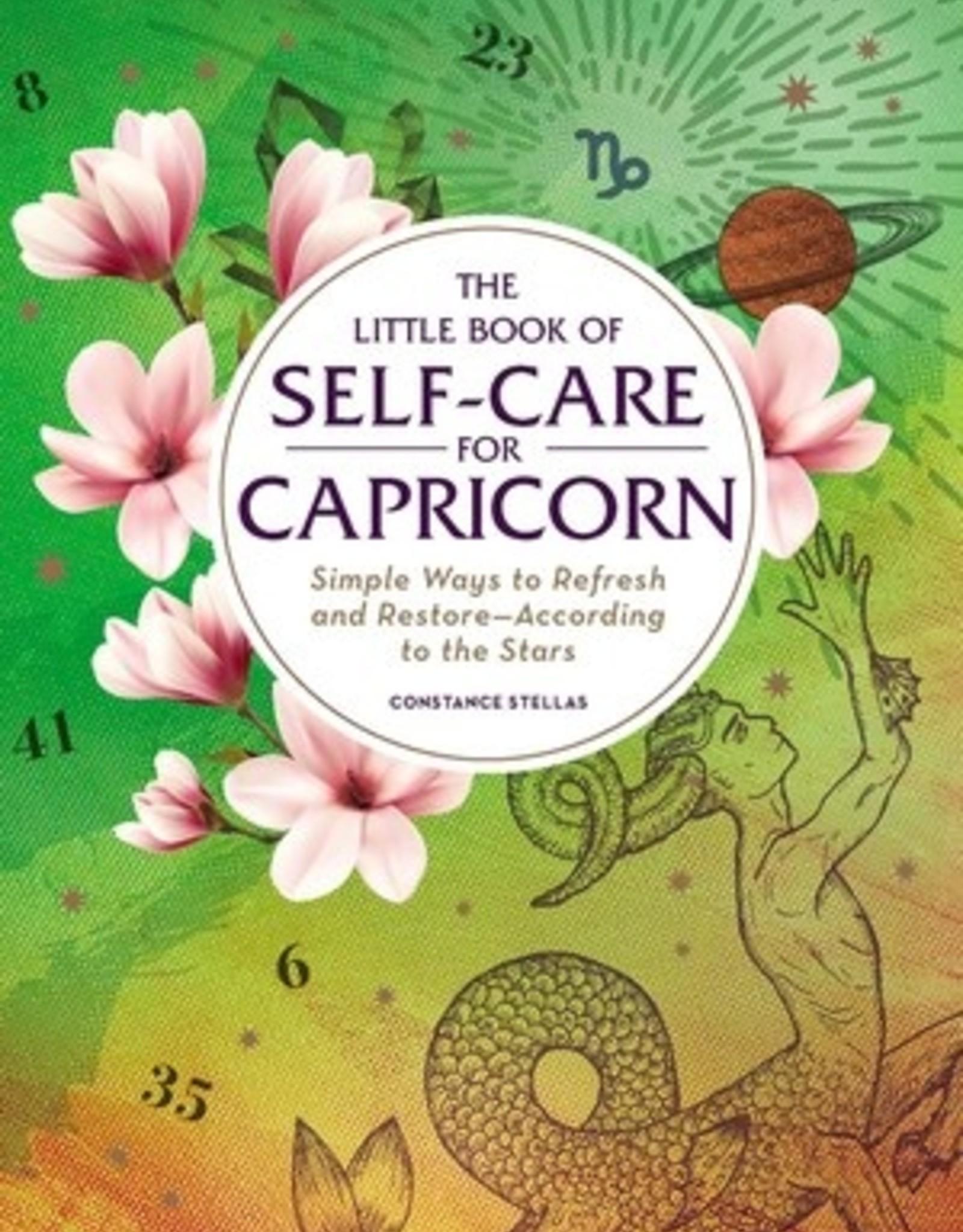 Simon & Schuster The Little Book of Self-Care for Capricorn