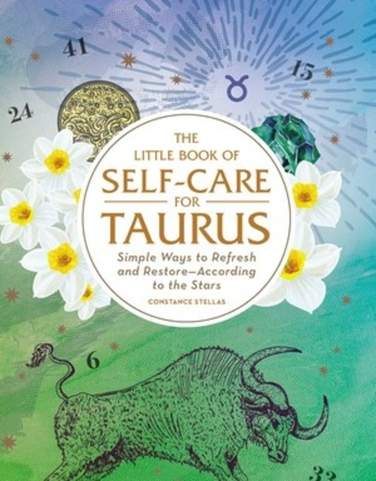 Simon & Schuster The Little Book of Self-Care for Taurus