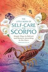 Simon & Schuster The Little Book of Self-Care for Scorpio