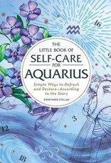 Simon & Schuster The Little Book of Self-Care for Aquarius