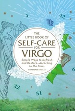 Simon & Schuster The Little Book of Self-Care for Virgo