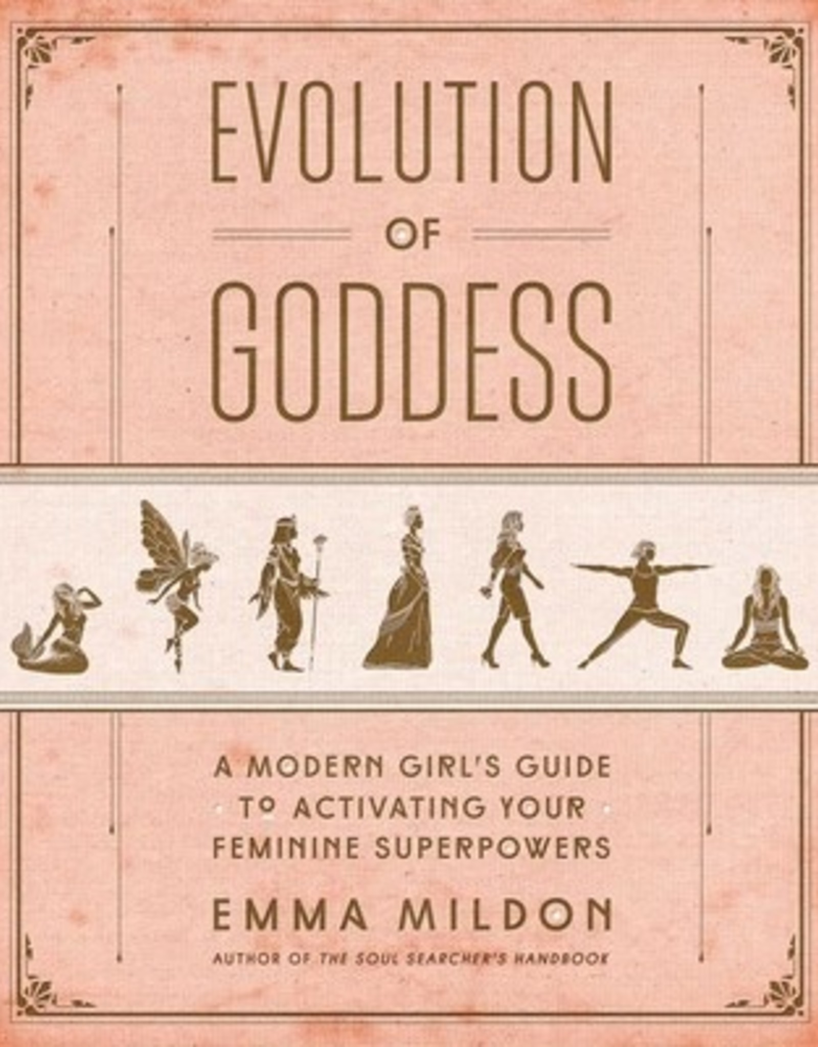 Simon & Schuster Evolution of Goddess