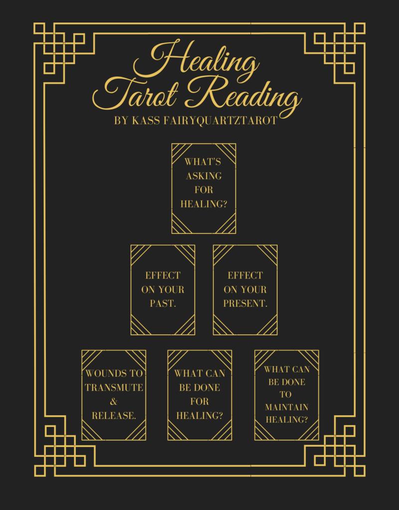 fairyquartztarot Healing Tarot Reading