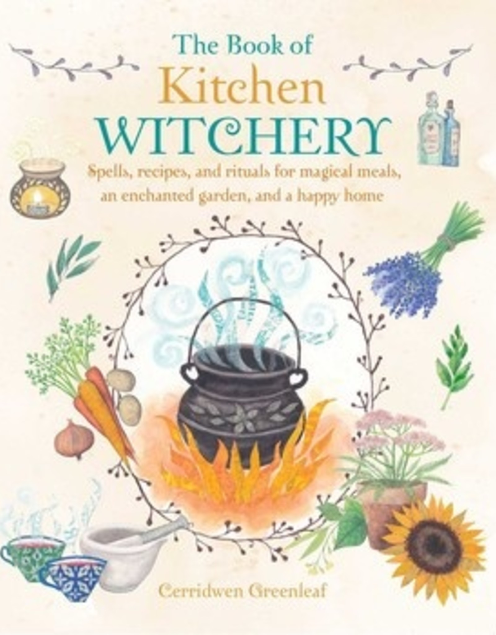 Simon & Schuster Book of Kitchen Witchery