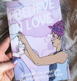 lovestruckprints I Believe In Love Zine