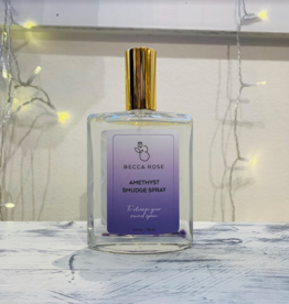 Becca Rose Smudge Spray: Amethyst