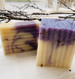 Becca Rose Lavender Song Goat Milk Soap