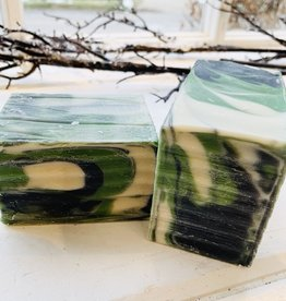 Becca Rose Black Jack Goat Milk Soap