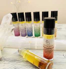 Becca Rose Roll-On: Root Chakra- Safety and Security