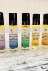 Becca Rose Roll-On: Solar Plexus Chakra- Calm and Confident