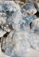 Pelham Grayson Celestite Clusters