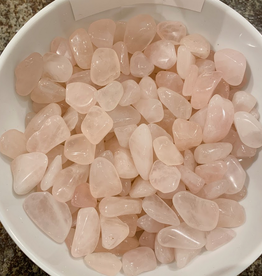 Pelham Grayson Rose Quartz Polished