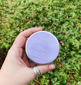 Goddex Apothecary Aura Cleansing Lotion Bar with Tin